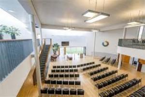 aula 2 van crematorium Amersfoort