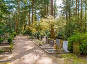 begraafplaats Rusthof