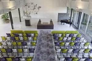 crematorium Westgaarde - grote aula