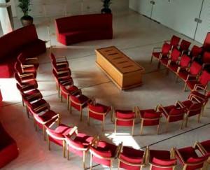 crematorium Westgaarde - Brederode aula