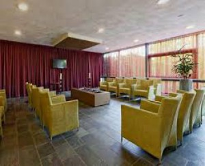 crematorium Westgaarde - familie aula