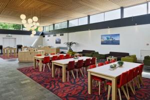 crematorium Westgaarde - koffiekamer