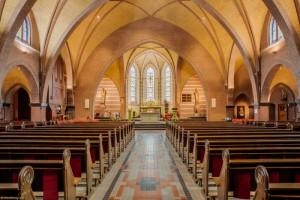 SInt Vituskerk van binnen