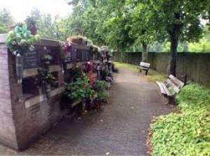 Urnenmuur Nieuwe Algemene Begraafplaats | Naarderstraat