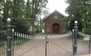 Oude Algemene Begraafplaats | Prins Bernhardplein