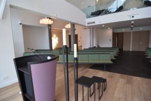 aula Crematorium Laren